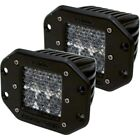 Rigid Industries 51251 D2 Diffused LED Lights Flush Mount