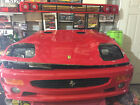 Ferrari 512M - Complete Front / Front Bumper / Hood / Rear Grille / Tail Lights