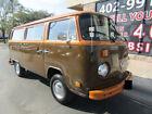 1979 Volkswagen Bus/Vanagon  1979 Volkswagen Bus 4-Speed Sunroof Middle Row Bench Seat Rav Vanagon VW Wagon