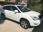 2006 Lexus RX Pearl White 2006 Lexus RX330 With Every Available Option!!!  Beautiful Clean Excellent Cond!