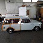 1966 Mini Classic Mini  Rare Innocenti 1966 Mini 2 Door Panel Wagon VERY RARE!