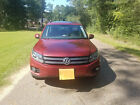 2015 Volkswagen Tiguan Leather 2015 Volkswagen Tiguan 2.0 TSI  Red with 50136 Miles available now!