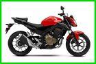 2017 Honda CB500F  2017 Honda CB500F New