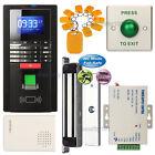 Fingerprint + RFID Card Door Control Reader System With Waterproof 280Kg Lock