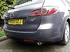 Brand New Rear bumper reflector RH Driver side O/S - Mazda 6 - 2008 - 2012