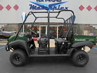 2017 Kawasaki Mule 4010 Trans 4x4 Display Demo 3 year warranty SAVE