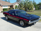 1970 Plymouth Barracuda  1970 SIX PACK CUDA