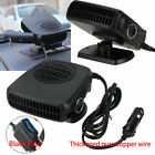 2 in 1 12V Car Heater Defroster Portable Warm Ceramic Heating Cooling Heater
