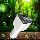 3.1A Auto Vehicle 3 USB Charger Fresh Air Ionic Purifier Oxygen Ozone Ionizer