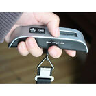 50KG 10g Electronic Portable Digital Luggage Measure Weight Hanging Scale Travel