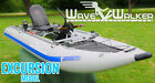 NEW WaveWalker EXCURSION Inflatable Boat