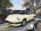 1984 Alfa Romeo Spider Spider Veloce Alfa Romeo 1984 Runs great! Fun car! Great investment! Paint and make serious $!
