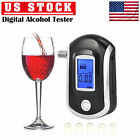Police LCD Digital Breath Alcohol Tester Analyzer Breathalyzer Detector Advance