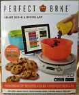 Perfect Bake Smart Scale and Recipe App
