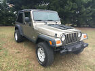2006 Jeep Wrangler Rubicon Unlimited Rubicon LJ, new top, long arm kit, needs nothing, ready to roll