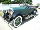1924 Buick 45 Touring  Nice 1924 Buick Model 45 Touring Big 6 Cylinder Early Solid Body