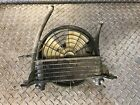 Honda Rancher 350 engine fan and oil cooler