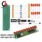 5pcs New NE555+CD4017 Light Water Flowing Light LED Module DIY Kit