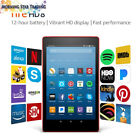 """Fire HD 8 Tablet with Alexa, 8"""" HD Display, 32 GB, Punch Red - with Special..."""