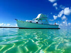 1958 restored Albury Sport Fish/ Cruiser 28' featured in Wooden Boat Magazine