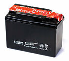 REPLACEMENT BATTERY FOR YTR4A-BS POWER SPORT  12V