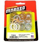 MOROSO RACING SPARK PLUGS INDEX WASHERS  14MM FLAT SEAT PACK 30 MOR#71910