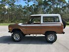 1977 Ford Bronco 2dr 4x4 1977 Ford Bronco