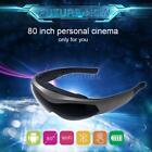 Intelligent WiFi Video Glasses Android4.4 Quad Core BT4.0 Home Movie CInema K9Q0