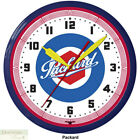 """PACKARD CAR Neon 20"""" Wall Clock Auto Made in the USA - 1 Year Warranty New"""