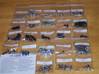 1968 FORD MUSTANG FASTBACK INTERIOR / CONSOLE / EXTERIOR SCREW KIT