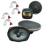 Fits Oldsmobile Cutlass Supreme 1988-1991 OEM Upgrade Harmony Premium Speakers