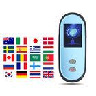 SIM Real-time Instant Voice Translator Audio Recorder 28 languages Translation