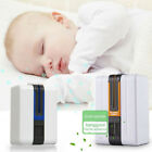 Air Purifier Ozonator Negative Ion Ionizer Cleaner Oxygen Air Purify Portable