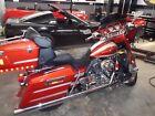 2008 Harley-Davidson Touring  2008 HARLEY DAVIDSON FLHTCUSE3 ULTRA CVO 110 MOTOR,RINEHART 4INCH TRUE DUAL