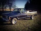 1979 Chevrolet C-10  1979 Chevrolet C-10 Pickup Truck Old Antique Used