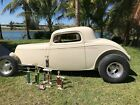 1933 Ford 1933 Ford Henry Steel Coupe White 1933 FORD HENRY STEEL COUPE