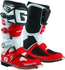 Gaerne SG-12 SG12 Red Men's Size 10 MX Off-Road Motorcycle Boots 2174-053-10