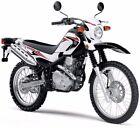 YAMAHA XT250 2008 2009 2010 2011  REPAIR SERVICE  MANUAL