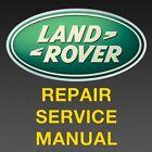 LANDROVER RangeRover Sport 2010 2011 2012 2013  SERVICE REPAIR MANUAL