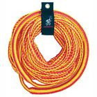 Airhead Bungee Tube Tow Rope Yellow/Red