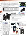 "2012-2013 Polaris Pro Rmk 600 Adjustable Pivot Riser 5""-8"" Powermadd 45590"