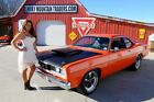 1970 Plymouth Duster  1970 Plymouth Duster HEMI 4Speed Dana 60 AC Wilwood Disc Brakes Rack&Pinon