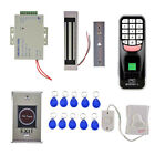 Door Exit Touch Free Switch Indication Door Access System Kit 10xExit Button