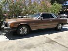 1979 Mercedes-Benz 400-Series  1979 Mercedes-Benz 450 SLC low mileage with additional engine and transmission
