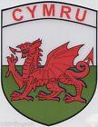 Wales Welsh Dragon CYMRU Flag Vinyl Car Window Sticker