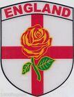 England English Rose Flag Vinyl Car Window Sticker