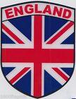 England on Union Jack Flag Vinyl Car Window Sticker