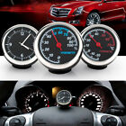 Car Auto Temperature Thermometer Hygrometer Weather Forecast Tool Dashboard Volt