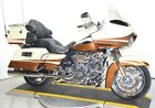 "2011 Harley-Davidson Touring  2011 Mint Rare Harley Davidson Screamin' Eagle 110"" CVO Road Glide Ultra FLTRUSE"