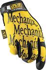 Mechanix Wear Original Gloves Yellow MG-01-010 10-Lg